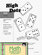 Counting - High Dots Game