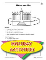 Creating a Hanukkah Hat