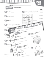 Daily Math Practice for Fifth Grade (Week 27)
