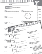 Daily Math Practice for Fifth Grade (Week 7)