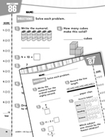 Daily Math Practice for First Grade (Week 18)