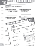 Daily Math Practice for Second Grade (Week 14)