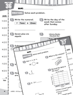 Daily Math Practice for Second Grade (Week 8)