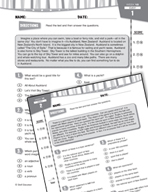 Daily Reading Practice for Fifth Grade (Week 18) (180 Days