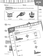 Daily Reading Practice for Kindergarten (Week 25) (180 Days of Reading Series)