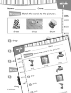 Daily Reading Practice for Kindergarten (Week 30) (180 Days of Reading Series)