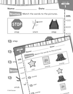Daily Reading Practice for Kindergarten (Week 31) (180 Days of Reading Series)