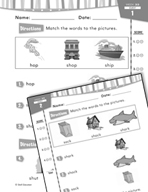 Daily Reading Practice for Kindergarten (Week 33) (180 Days of Reading Series)