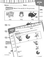 Daily Reading Practice for Kindergarten (Week 5) (180 Days of Reading Series)