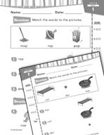 Daily Reading Practice for Kindergarten (Week 9) (180 Days