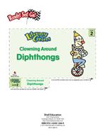 Diphthongs - Clowning Around Literacy Center
