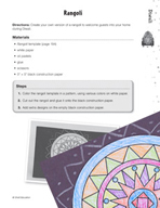 Diwali Puzzles and Activities (3–5)