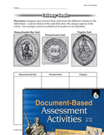 Document-Based Assessment: Life in the Colonies