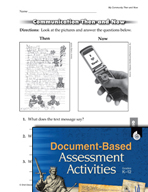 Document-Based Assessment: My Community Then and Now