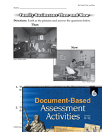 Document-Based Assessment: My Family Then and Now