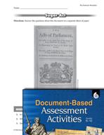 Document-Based Assessment: The American Revolution
