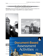 Document-Based Assessment: The Middle Ages, Renaissance, a