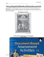Document-Based Assessment: The Renaissance