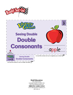 Double Consonants - Seeing Double Literacy Center