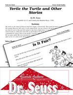 Dr. Seuss Literature Activities - Yertle the Turtle