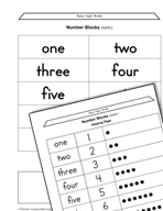 Early Childhood Literacy Centers - Basic Sight Words