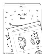 Early Childhood Literacy Centers - Making Literacy Mini Books