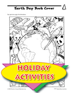 Earth Day Activities - Just a Dream Literature Unit