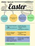 Easter Activities, Patterns, and Stories for Grades PK-2