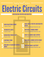 Electric Circuits - Investigating Positives and Negatives