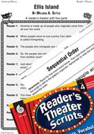 Ellis Island Reader's Theater Script and Lesson