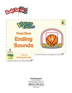 Ending Sounds - Final Shot Literacy Center