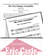 Eric Carle Literature Activities - The Very Hungry Caterpillar