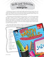 Essential Math Skills - Skills and Activities for Proficiency in Kindergarten