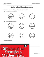 Estimating with Multiple Intelligences - Making a Good Guess