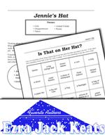 Ezra Jack Keats Literature Activities - Jennie's Hat