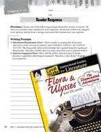 Flora and Ulysses - The Illuminated Adventure Reader Respo