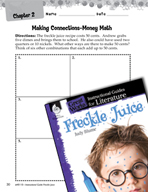 Freckle Juice Making Cross-Curricular Connections (Great Works Series)