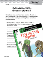 Frog and Toad Together Making Cross-Curricular Connections (Great Works Series)