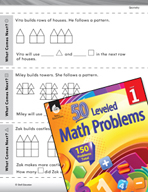 Geometry Leveled Problem: Geometric Patterns - What Comes Next?