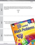 Geometry Leveled Problems: Nets