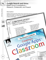 Google Search and Drive - Expert Group Investigations - Research, Collaborate, and Present