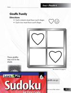 Grade 1 Easy Sudoku Puzzles 6–10