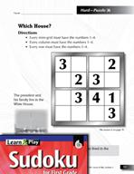 Grade 1 Hard Sudoku Puzzles 36–40