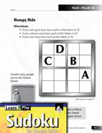 Grade 2 Hard Sudoku Puzzles 36–40
