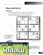 Grade 3 Hard Sudoku Puzzles 36–40