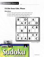 Grade 3 Medium Sudoku Puzzles 16–20