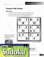 Grade 3 Medium Sudoku Puzzles 21–25