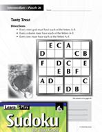Grade 3 Medium Sudoku Puzzles 26–30
