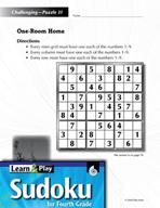 Grade 4 Hard Sudoku Puzzles 31–35