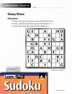 Grade 5 Medium Sudoku Puzzles 16–20
